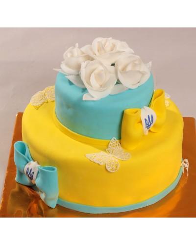 """Торт """"Святковий"""" №378"""