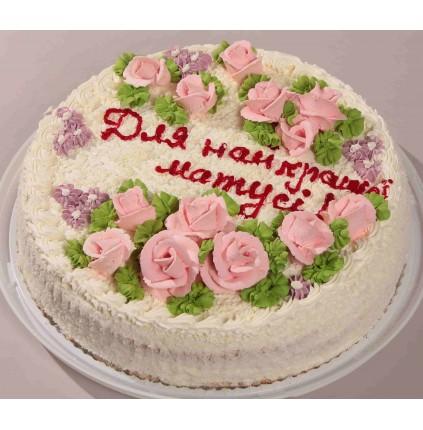 """Торт """"Святковий"""" №386а"""