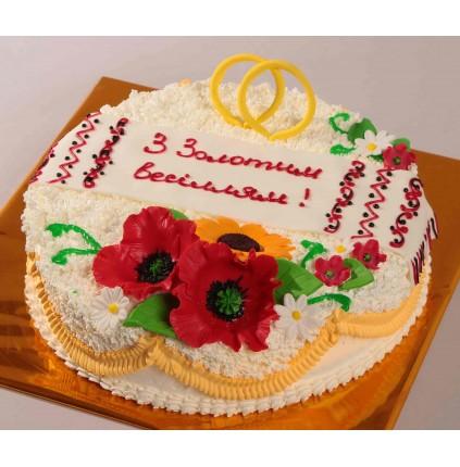 """Торт """"Святковий"""" №387"""