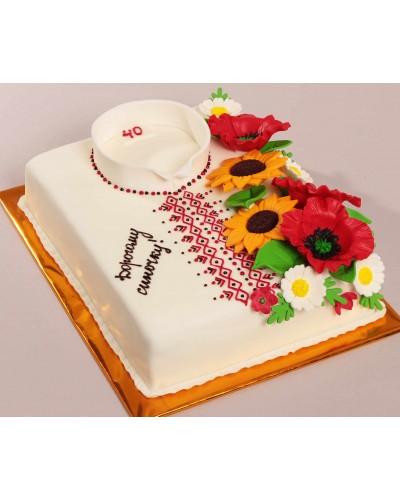 """Торт """"Святковий"""" №390"""