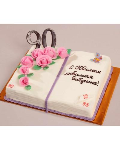 """Торт """"Святковий"""" №391"""