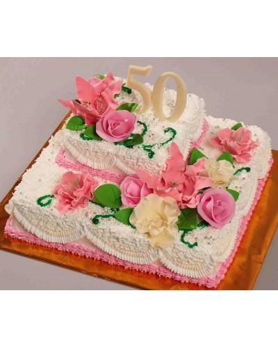 """Торт """"Святковий"""" №395"""