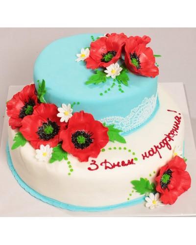 """Торт """"Святковий"""" №606"""