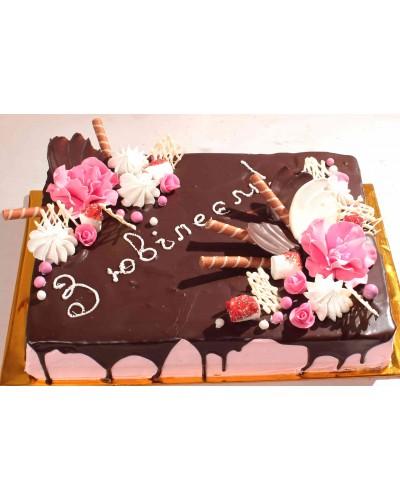 """Торт """"Святковий"""" №621"""