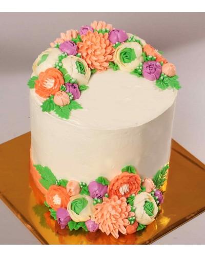 """Торт """"Святковий"""" №629"""