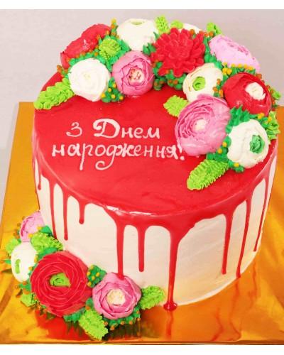 """Торт """"Святковий"""" №635"""