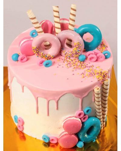 """Торт """"Святковий"""" №636"""