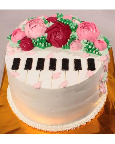 """Торт """"Святковий"""" №637"""