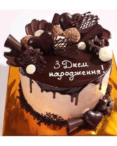 """Торт """"Святковий"""" №646"""