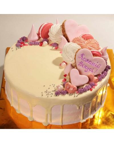 """Торт """"Святковий"""" №656"""