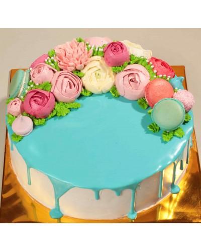 """Торт """"Святковий"""" №657"""