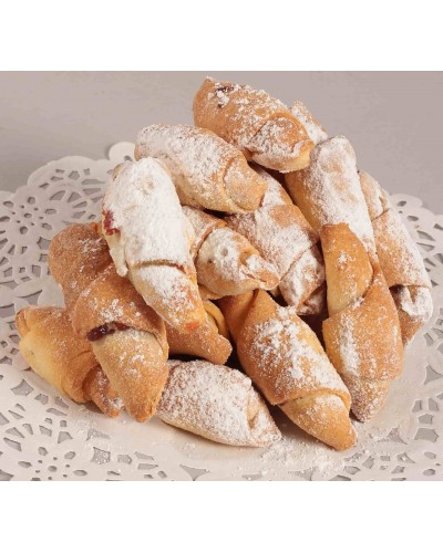 "Печиво ""Рогалик з повидлом"" №227"