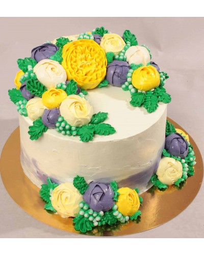 """Торт """"Святковий"""" №638"""