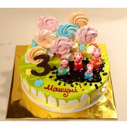 Торт №554