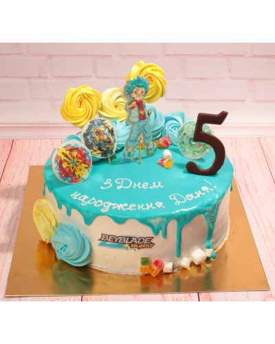 Торт №671