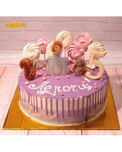 Торт №558