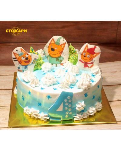 Торт №579
