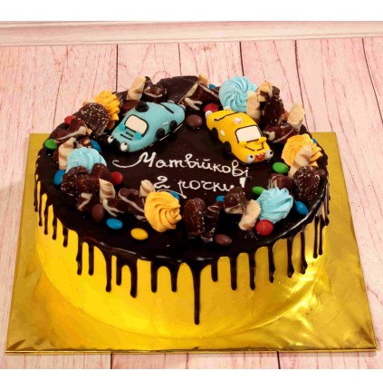 Торт №595