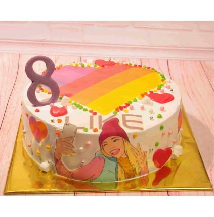 Торт №597