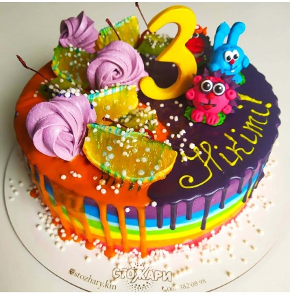 Торт №602