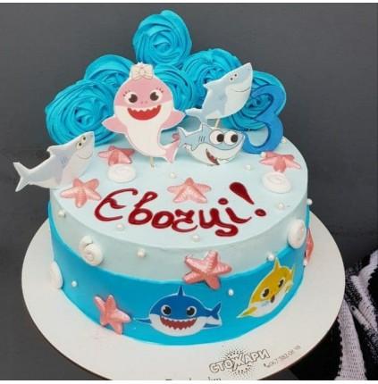 Торт №827