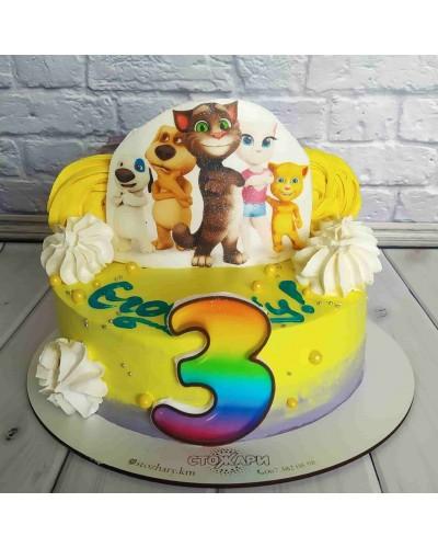 Торт №832