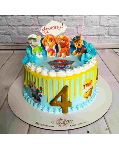 Торт №833