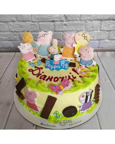 Торт №836