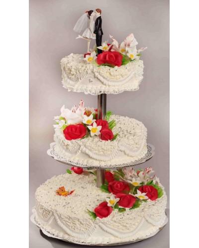 """Торт""""Весільний"""" №105а"""