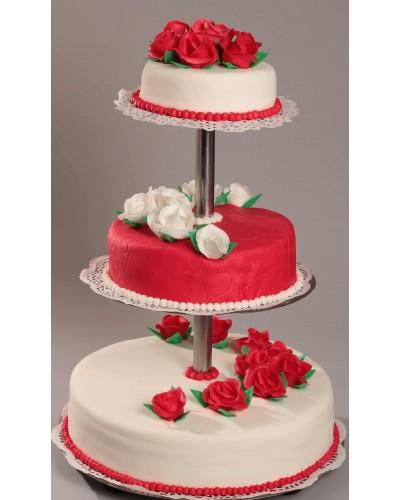 """Торт""""Весільний"""" №107а"""