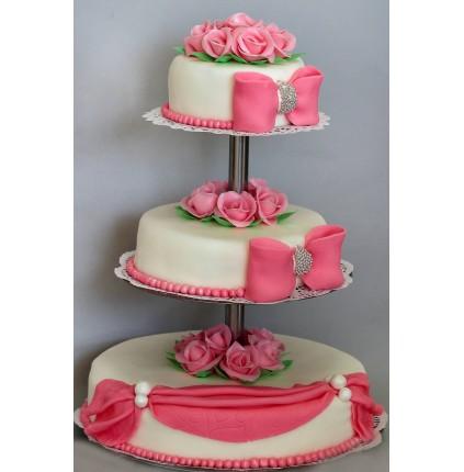 """Торт""""Весільний"""" №110"""