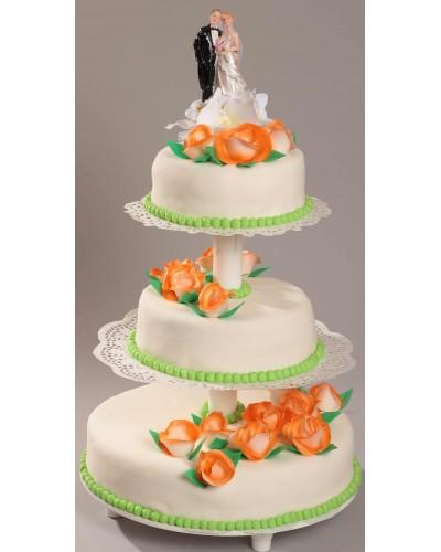 """Торт """"Весільний"""" №111"""