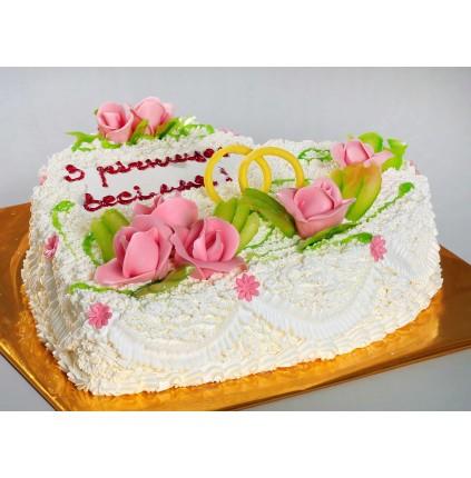 """Торт""""Весільний"""" №116"""