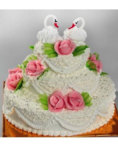 """Торт""""Весільний"""" №117"""