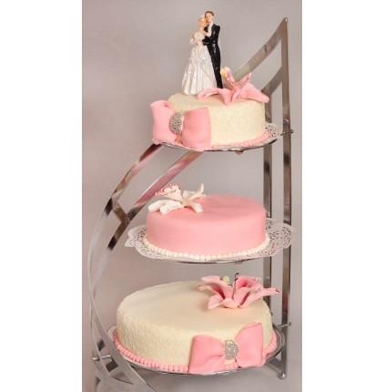 """Торт""""Весільний"""" №124"""