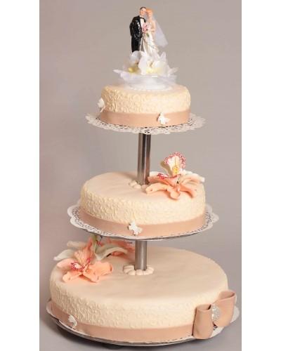"""Торт""""Весільний"""" №124а"""