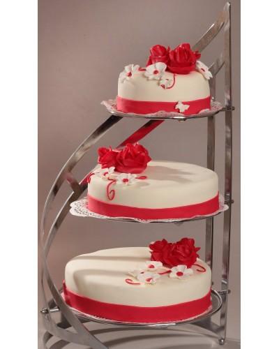 """Торт""""Весільний"""" №132"""