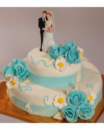 """Торт""""Весільний"""" №133"""