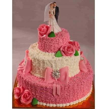 """Торт""""Весільний"""" №136"""