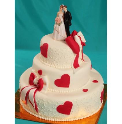 """Торт""""Весільний"""" №139"""