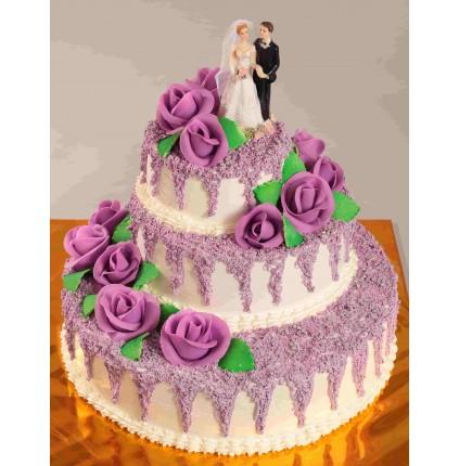 """Торт""""Весільний"""" №137"""