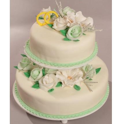 """Торт""""Весільний"""" №141"""