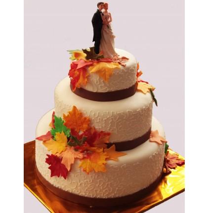 """Торт""""Весільний"""" №142"""