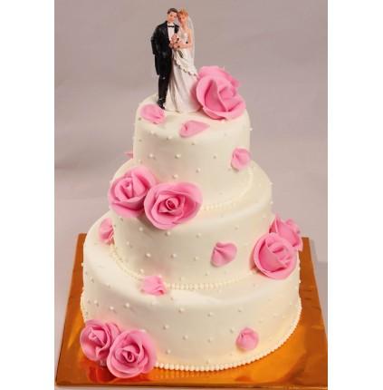 """Торт""""Весільний"""" №144"""