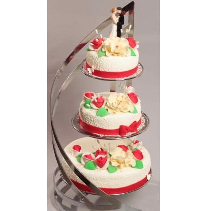 """Торт""""Весільний"""" №147"""