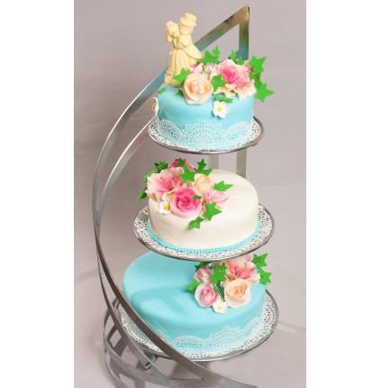 """Торт """"Весільний"""" №149"""