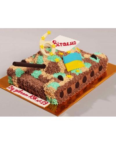 """Торт """"Дитячий"""" №420в"""