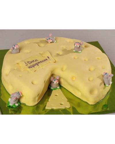 """Торт""""Дитячий"""" №454"""