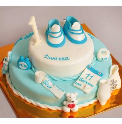 """Торт""""Дитячий"""" №466"""