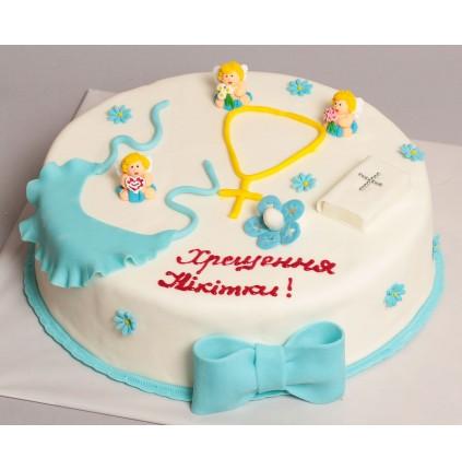 """Торт""""Дитячий"""" №497"""
